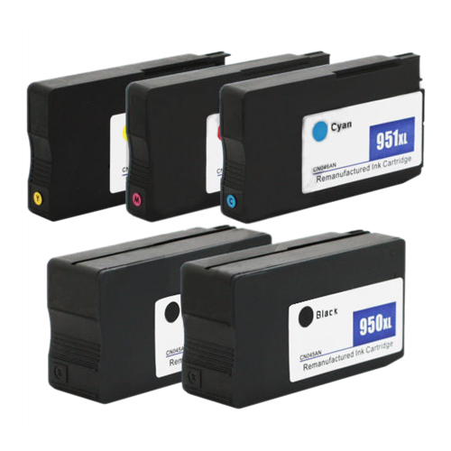 10pk new 950xl 951xl ink cartridge for hp officejet pro 8610 8640 8600 plus ebay. Black Bedroom Furniture Sets. Home Design Ideas
