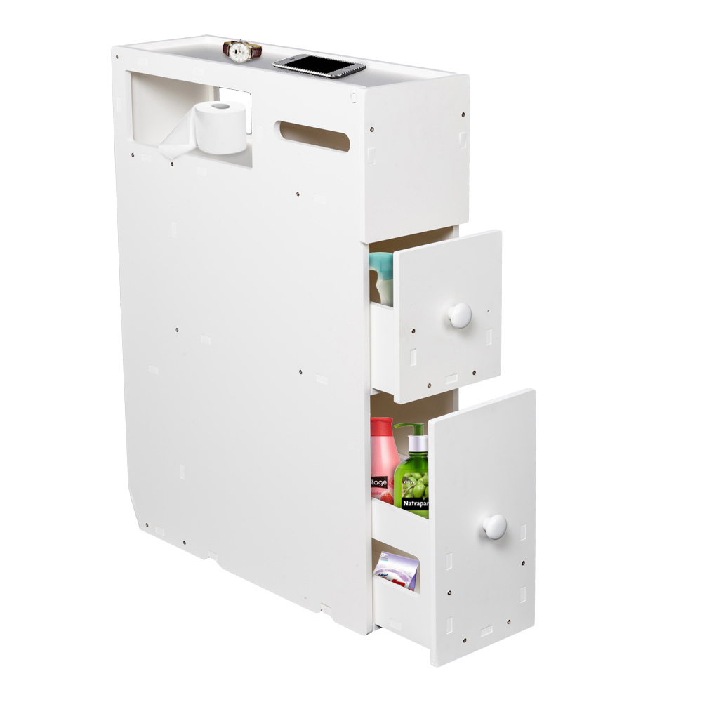 New movable bath toilet cabinets drawers free standing - Bathroom toilet paper holder free standing ...