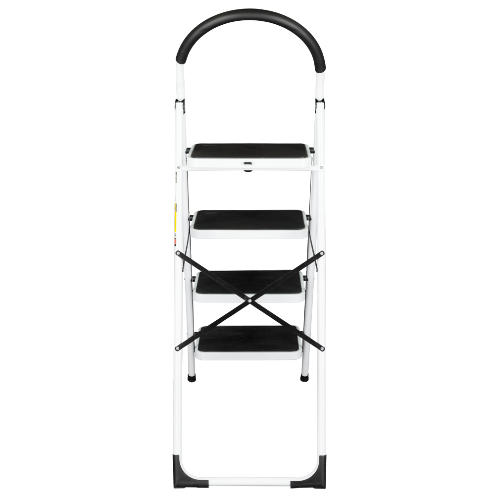 Fantastic Details About High Quality 4 Step Ladder Folding Stool Heavy Duty 330Lbs Capacity Non Slip Ocoug Best Dining Table And Chair Ideas Images Ocougorg