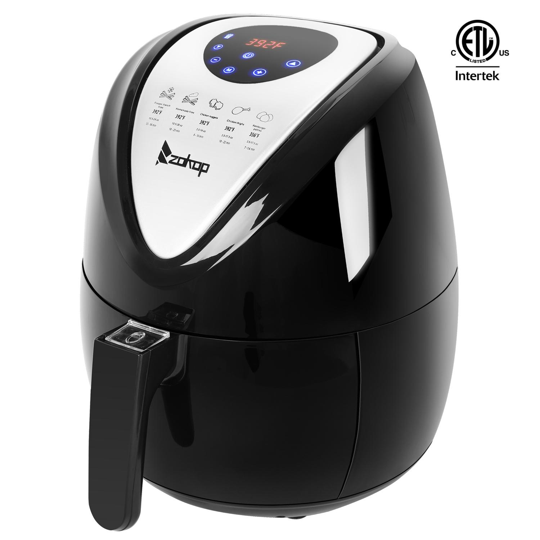 Zokop Power Hot Air Fryer L 3 5l Healthy Versatile Deep