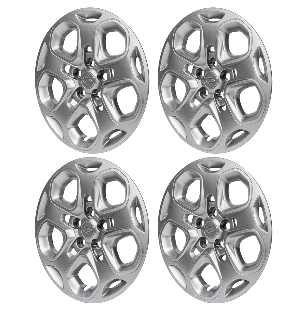 ford fusion wheel hub caps covers spoke rim hubs 4pcs