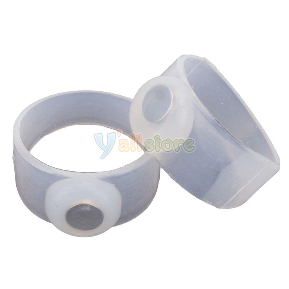 Silicon Foot Massage Toe Ring Weight Loss