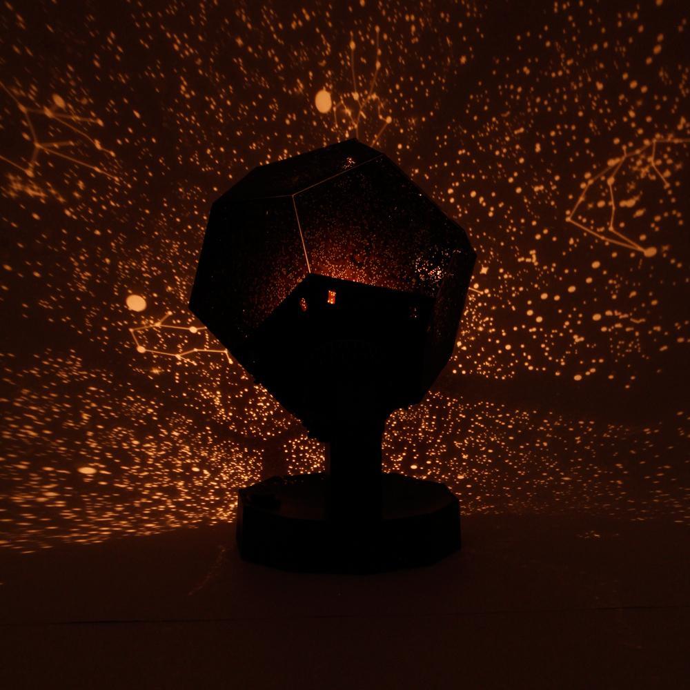 Night light projector lamp - Romatic Night Light Star Laser Projector Lamp Sky Master Gift Power Adapter