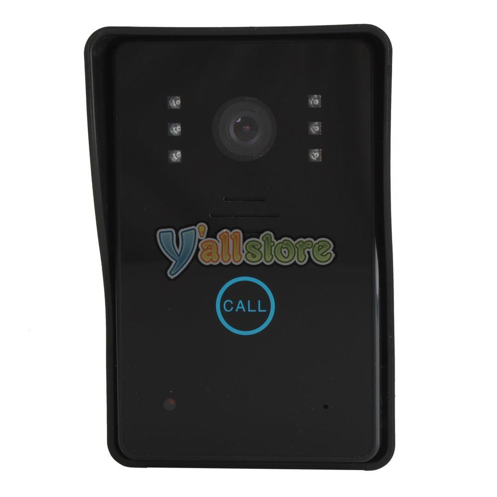 7 Quot 2 4g Wireless Video Door Phone Doorbell Intercom Home