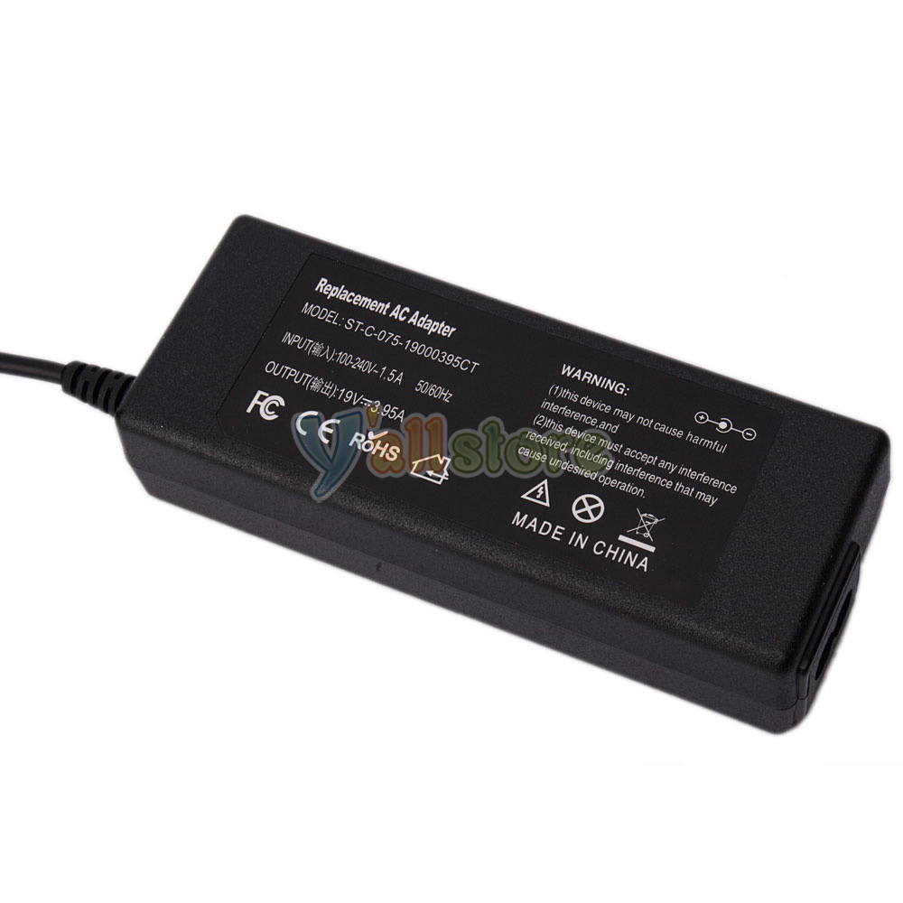 Power Ac Adapter Charger For Toshiba Satellite A105 S2071