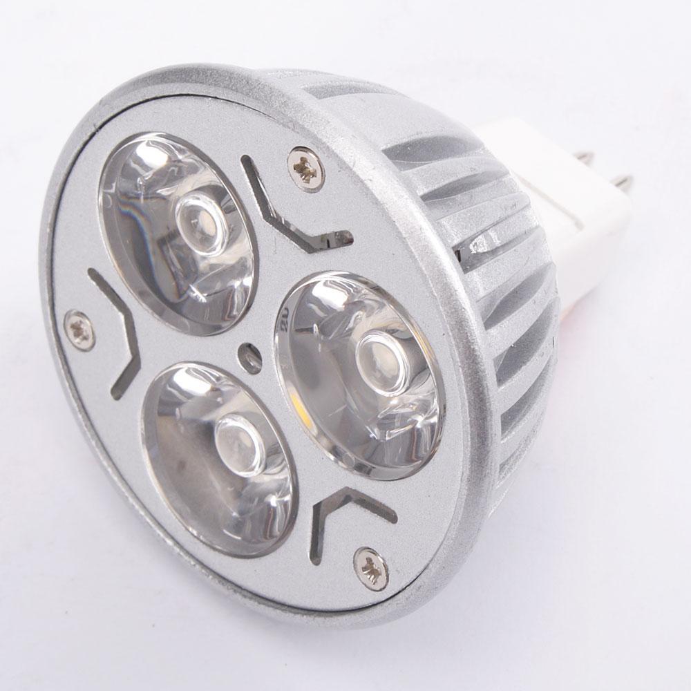 5pack Mr16 Gu5 3 3w 12v Warm White 3500k Led Down Light Bulb Lamp Home Light Ebay