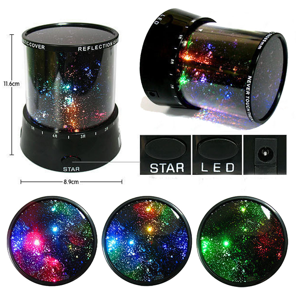Star projector lamp ebay - New Romantic Amazing Sky Star Master Night Light Projector Lamp Good Gifts