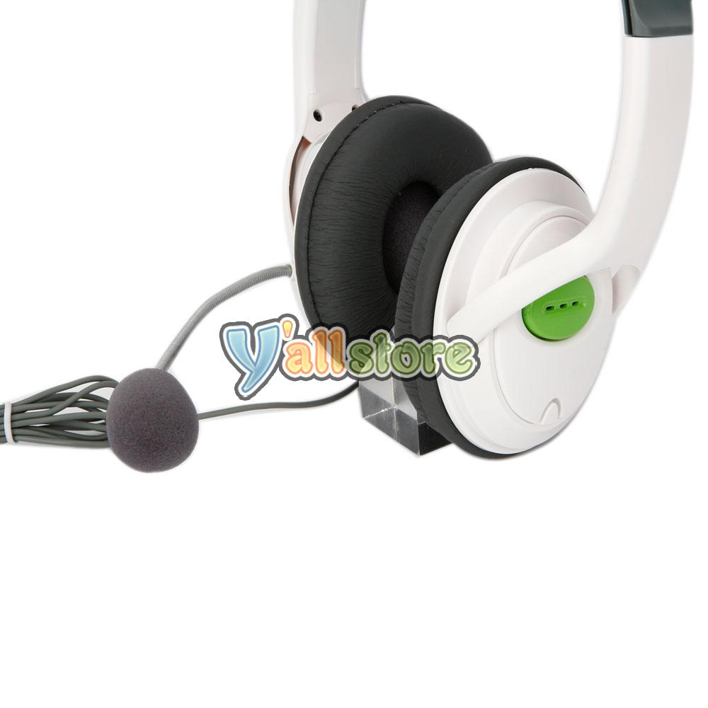 Live headset w mic microphone big for game xbox360 xbox for Xbox one hunting and fishing games