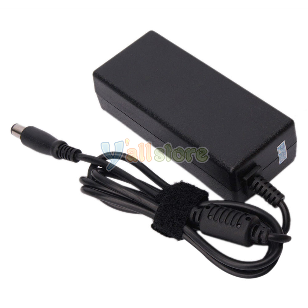 Pc Power Cord : W ac adapter charger power supply for hp