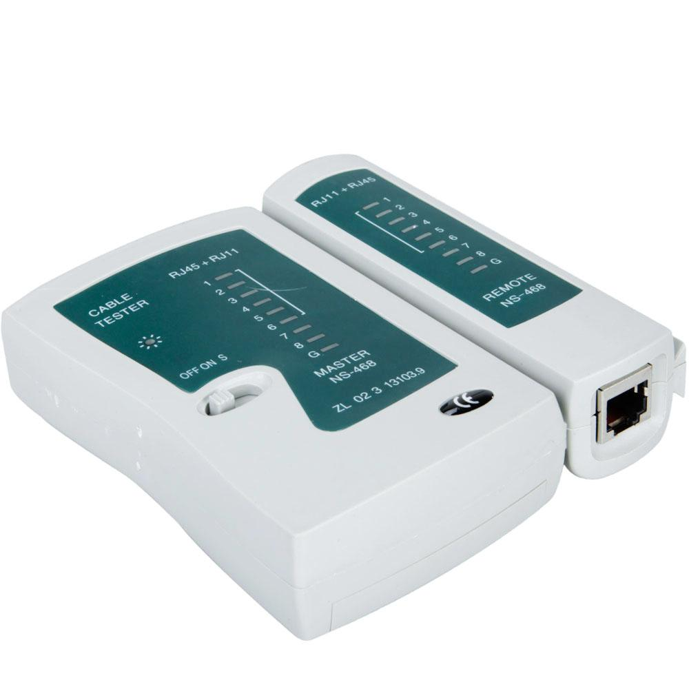 High quality rj45 rj11 cat5 network lan cable tester for Canape network testing tool